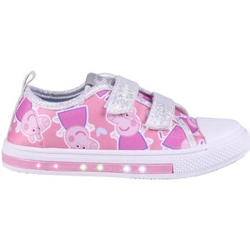 Chaussures Garçon Baskets basses Peppa Pig 2300004709 Rosa