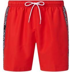 Vêtements Homme Maillots / Shorts de bain Calvin Klein Jeans Short de bain  ref 52039 XND Rouge Rouge