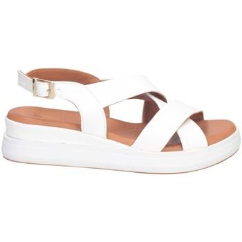 Chaussures Femme Sandales et Nu-pieds Hersuade 1700 Sandales Femme BLANCHE BLANCHE