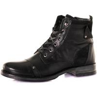 Chaussures Homme Boots Chaussures Redskins YANI NOIR Noir