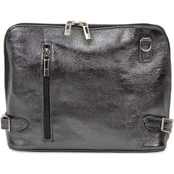 Sacs Femme Sacs Bandoulière Oh My Bag MAMMA MIA Gris argenté