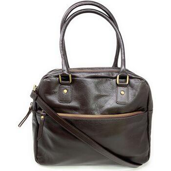 Sacs Femme Sacs porté main Oh My Bag VENDÔME Marron foncé