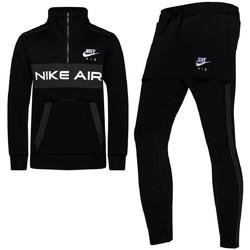Vêtements Enfant Ensembles de survêtement Nike Ensemble de Noir