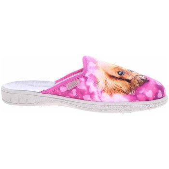 Chaussures Femme Chaussons Befado 707Y418 Rose