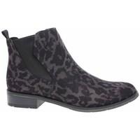 Chaussures Femme Baskets montantes Marco Tozzi 222532133241 Noir, Marron