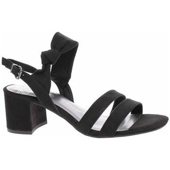 Chaussures Femme Sandales et Nu-pieds Marco Tozzi 222830024001 Noir