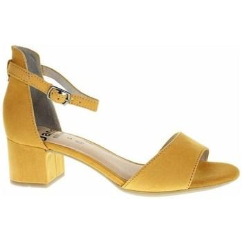 Chaussures Femme Sandales et Nu-pieds Jana 882831424627 Jaune