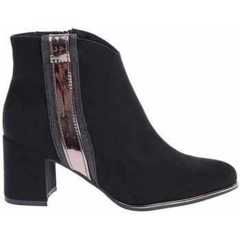 Chaussures Femme Bottines Marco Tozzi 222503931098 Noir