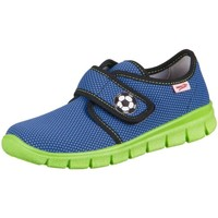 Chaussures Enfant Baskets basses Superfit Bobby Water Kombi Textil Bleu