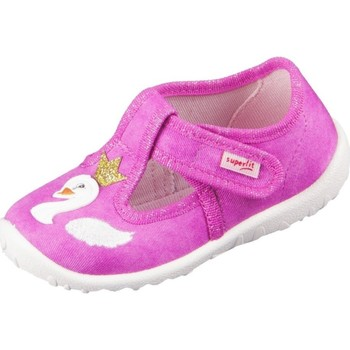 Chaussures Enfant Chaussons Superfit Spotty Rose