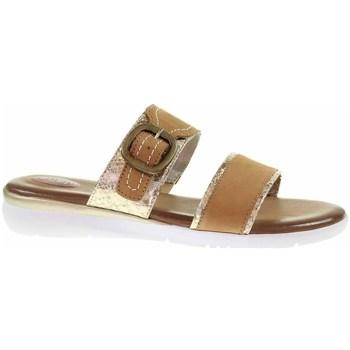 Chaussures Femme Mules Jana 882710726339 Marron