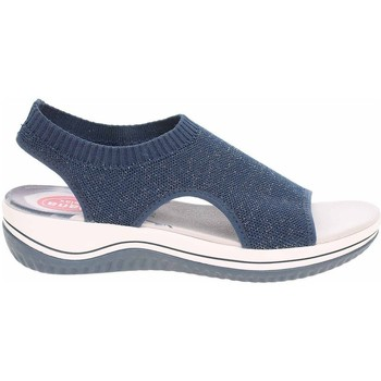 Chaussures Femme Sandales et Nu-pieds Jana 882872836805 Bleu marine