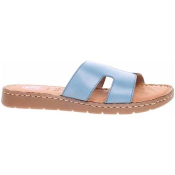Chaussures Femme Mules Jana 882711526843 Bleu