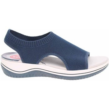 Chaussures Femme Sandales et Nu-pieds Jana 882872836810 Bleu marine