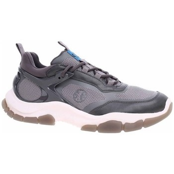 Chaussures Homme Baskets basses S.Oliver 551363422200 Gris, Graphite