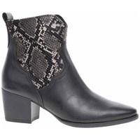 Chaussures Femme Bottines Marco Tozzi 222535323096 Noir, Graphite