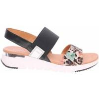 Chaussures Femme Sandales et Nu-pieds Caprice 992870124931 Noir