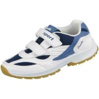 Chaussures Garçon Baskets basses Lurchi Matti Blanc