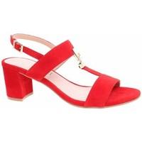 Chaussures Femme Sandales et Nu-pieds Caprice 992830322524 Rouge