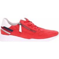 Chaussures Femme Baskets basses Jana 882372826555 Rouge