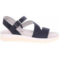 Chaussures Femme Sandales et Nu-pieds Jana 882860026805 Noir