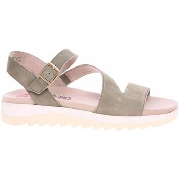 Chaussures Femme Sandales et Nu-pieds Jana 882860026727 Olive
