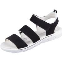 Chaussures Fille Sandales et Nu-pieds Ricosta Delia Noir