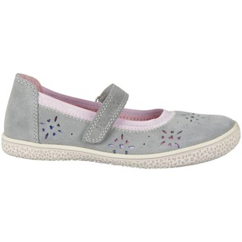 Chaussures Fille Ballerines / babies Lurchi Tyra Gris