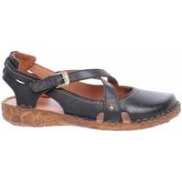 Chaussures Femme Sandales et Nu-pieds Josef Seibel 7951395100 Noir