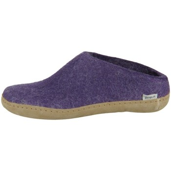 Chaussures Femme Chaussons Glerups B0500 Violet