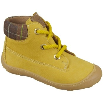 Chaussures Enfant Boots Ricosta Terry Jaune