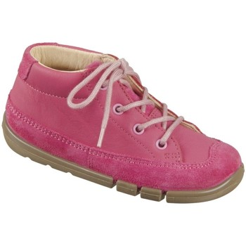 Chaussures Fille Boots Superfit Flexy Rose