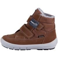 Chaussures Enfant Bottes de neige Superfit Groovy Marron
