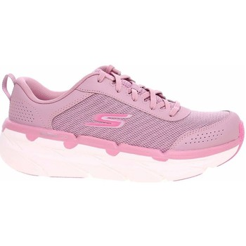 Chaussures Femme Baskets basses Skechers Max Cushioning Premier Graceful Moves Rose