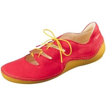 Chaussures Femme Baskets basses Think Kapsl Fire Rouge