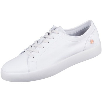 Chaussures Homme Baskets basses Softinos Ross Blanc
