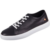 Chaussures Homme Baskets basses Softinos Ross Blanc, Noir