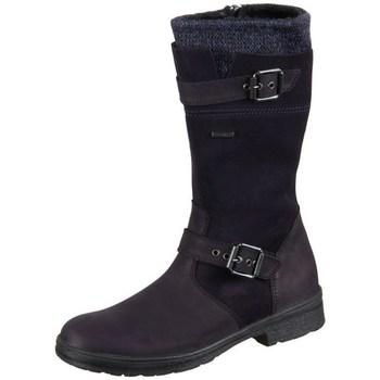 Chaussures Enfant Bottes ville Däumling Alia Ozean Denver Noir