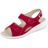 Chaussures Femme Sandales et Nu-pieds Finn Comfort Suva Rouge