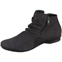 Chaussures Femme Bottines Think 3000080000 Graphite