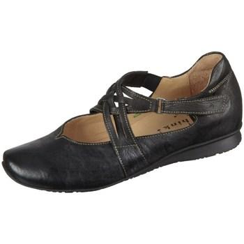 Chaussures Femme Baskets basses Think Chilli Noir