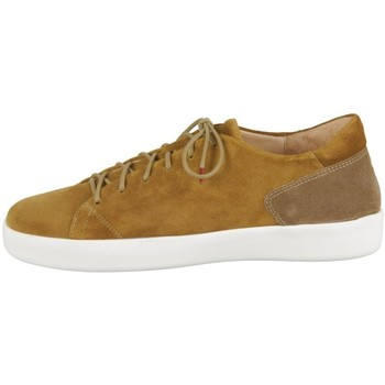 Chaussures Homme Baskets basses Think Joeking Beige, Miel