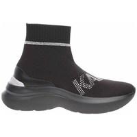 Chaussures Femme Baskets montantes Karl Lagerfeld KL61855 Noir
