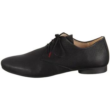 Chaussures Femme Baskets basses Think Guad Texano Calf Veg Noir