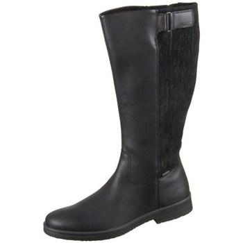 Chaussures Femme Bottes ville Legero Soanna Noir