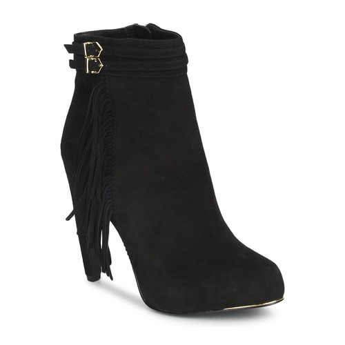 Chaussures Femme Bottines Sam Edelman KEEGAN Noir