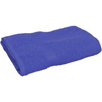Maison & Déco Serviettes et gants de toilette Towel City 30 cm x 50 cm RW2880 Bleu roi