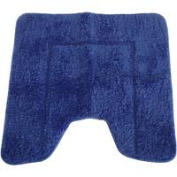 Maison & Déco Tapis de bain Mayfair 50 x 50 cm Bleu roi