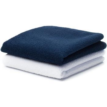 Maison & Déco Serviettes et gants de toilette Towel City 30 cm x 50 cm RW4455 Bleu marine