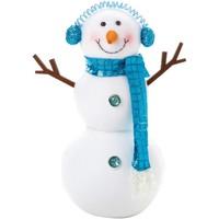 Maison & Déco Décorations de noël Christmas Shop Taille Unique Blanc / bleu